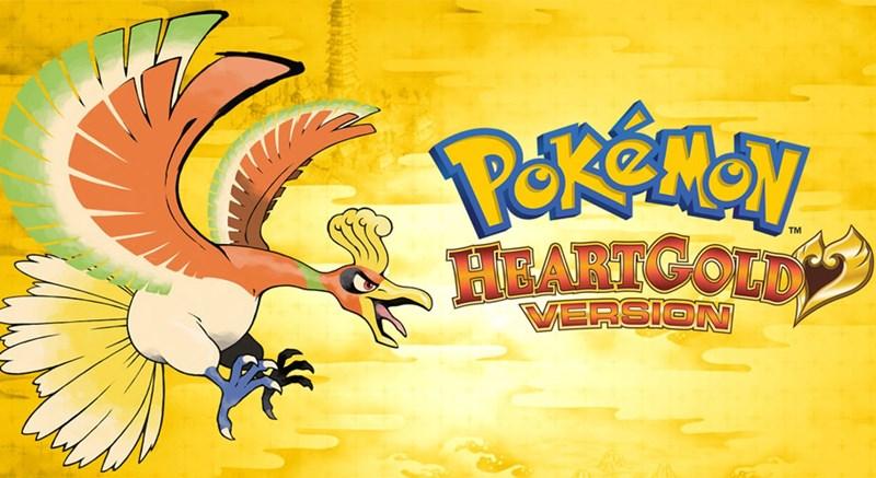 Pokemon Heart Gold rom