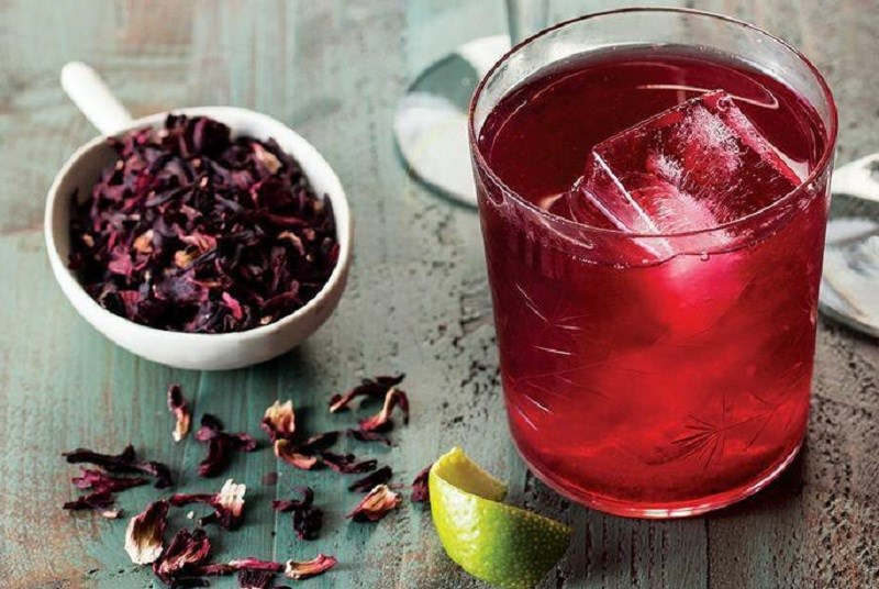 Cách pha trà hoa atiso đỏ