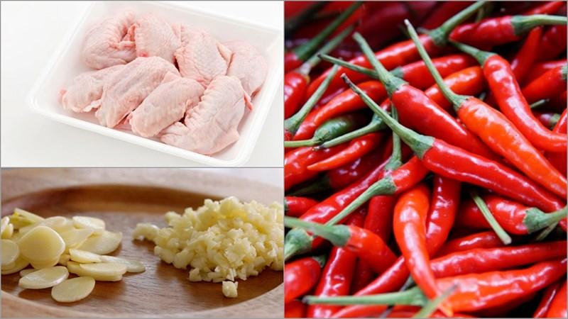Nguyên liệu món ăn 3 cách làm món nướng trên đá