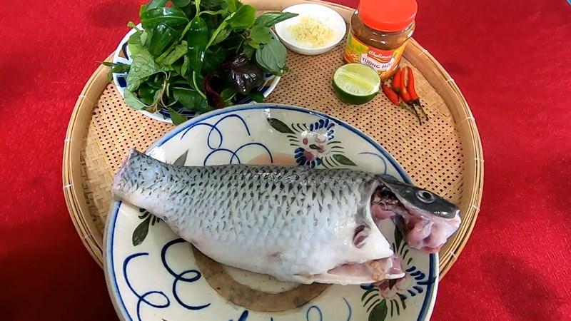 Nguyên liệu món ăn 2 cách làm cá chép kho riềng và kho tương