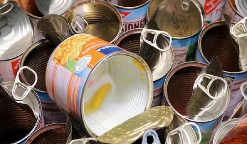 Thực hiện quy trình giải độc đồ hộp bị nhiễm khuẩn