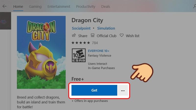 Cách tải Dragon City trên máy tính 2