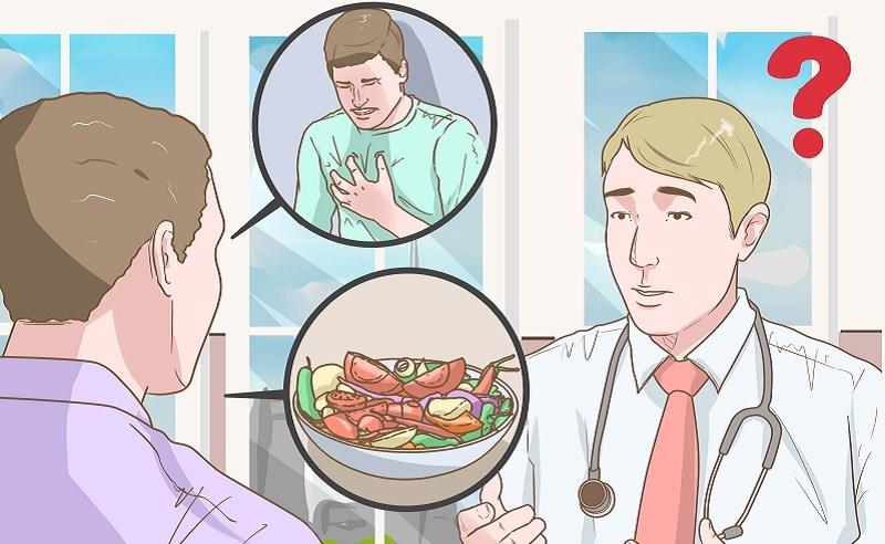 Làm gì khi bị ngộ độc thực phẩm?