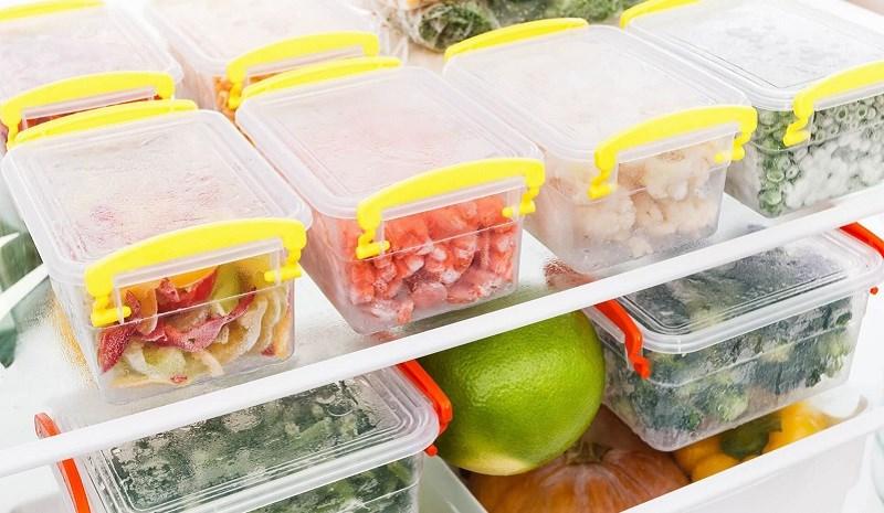 bảo quản thức ăn đúng cách để phòng ngừa ngộ độc thực phẩm