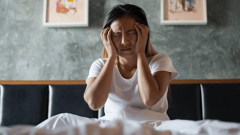 Hoa tam thất hỗ trợ giảm chứng mất ngủ