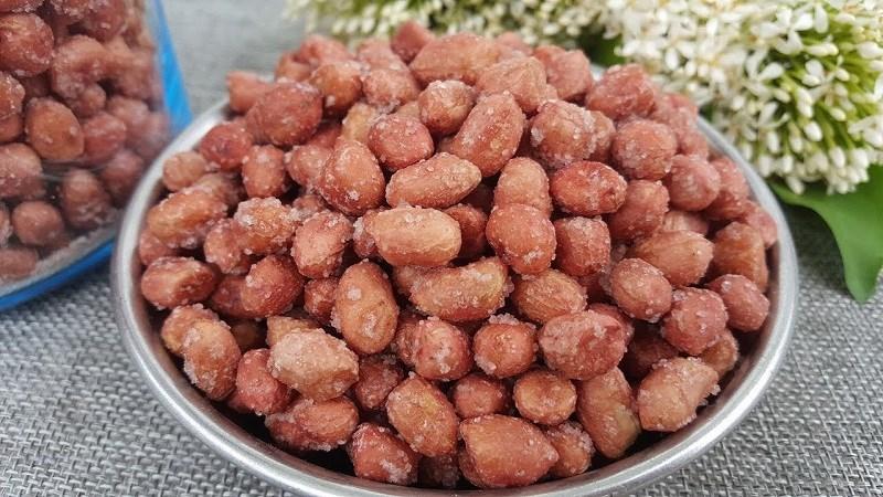 Giá trị dinh dưỡng của cây lạc (đậu phộng)