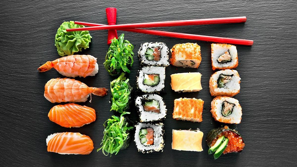 Sushi là gì? Có tốt không? Những loại sushi tốt và không tốt cho sức khỏe