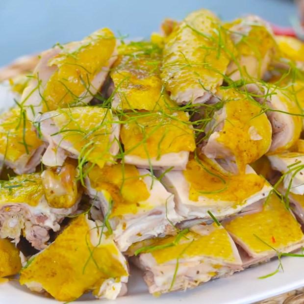 2 cách làm gà ủ muối hoa tiêu và hấp muối sả