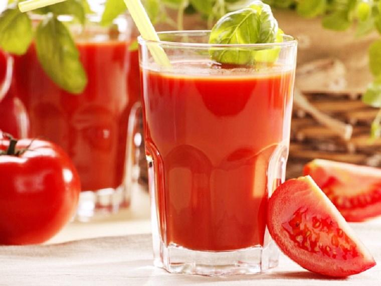 Bước 3 Thành phẩm Nước ép cà chua