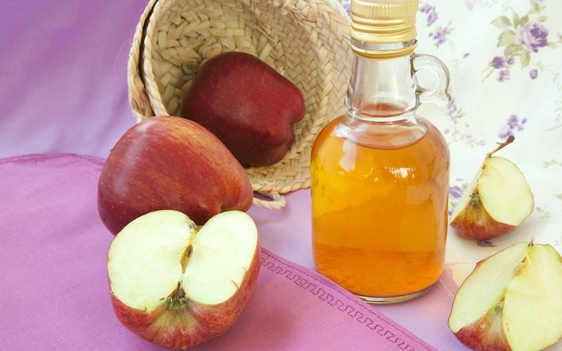 mua giấm táo ngon và an toàn