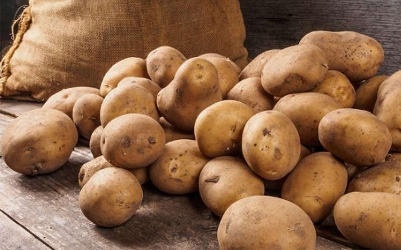 chọn mua khoai tây