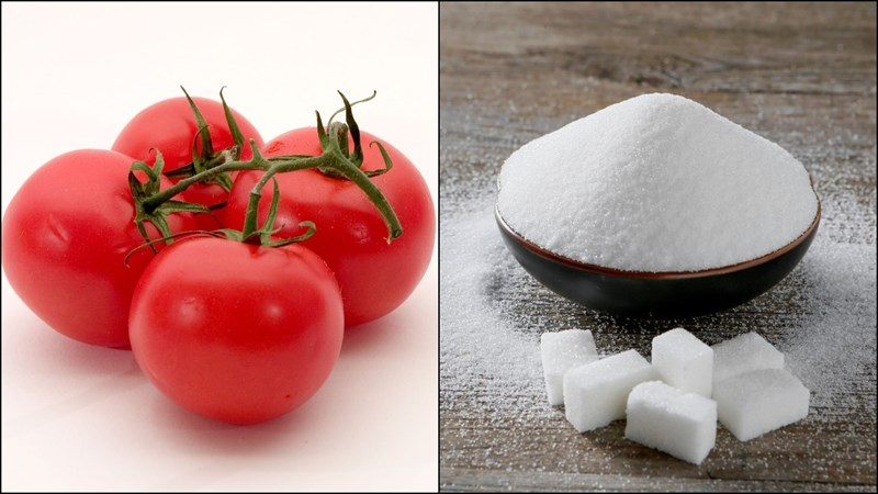 Nguyên liệu món ăn nước ép cà chua