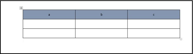 Cách tạo bảng, định dạng và xóa bảng trong Word đơn giản, chi tiết