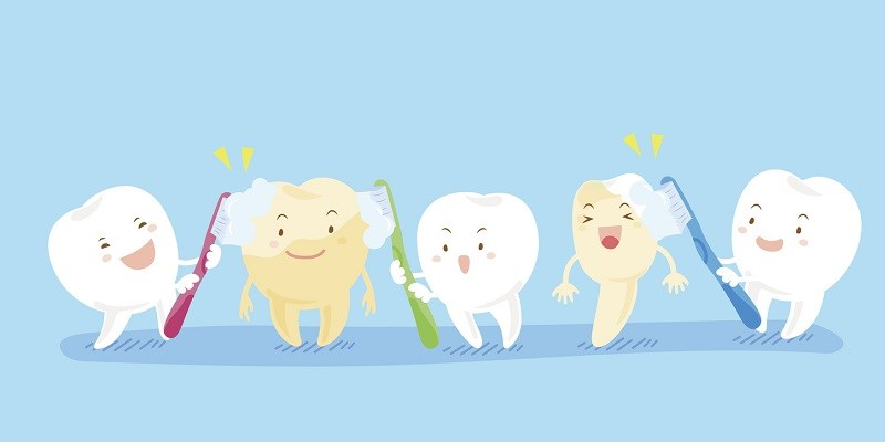 Trà xanh bảo vệ sức khỏe răng miệng