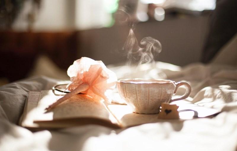 cách pha trà hoa hồng mật ong