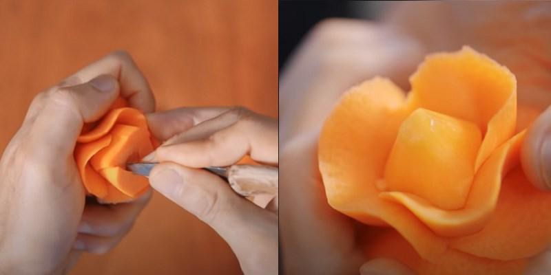 Tỉa nhuỵ hoa