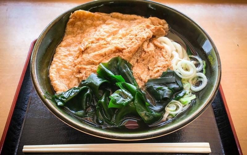 Wakame udon