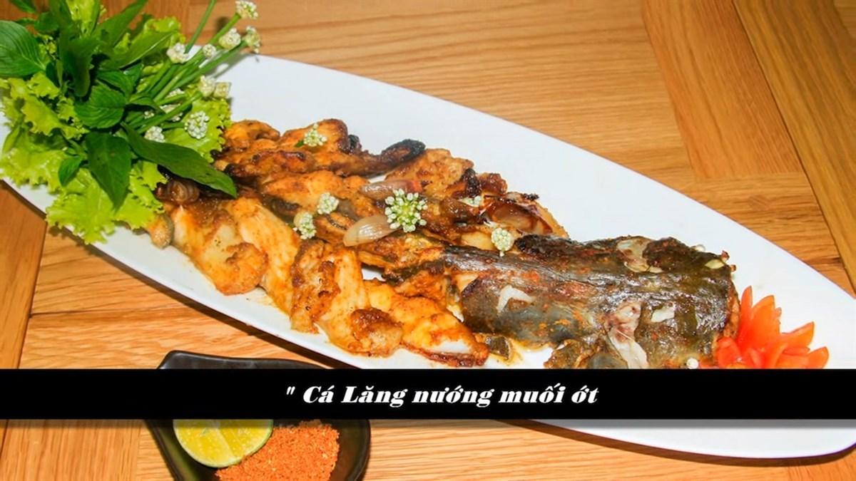 3 cách làm cá lăng nướng muối ớt, sả nghệ và riềng mẻ thơm ngon dễ làm
