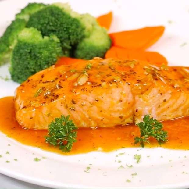 5 món cá nướng bằng nồi chiên không dầu