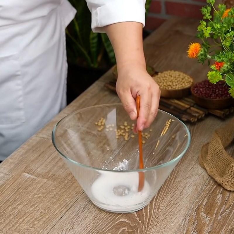 Bước 4 Nấu đậu nành Đậu hũ non