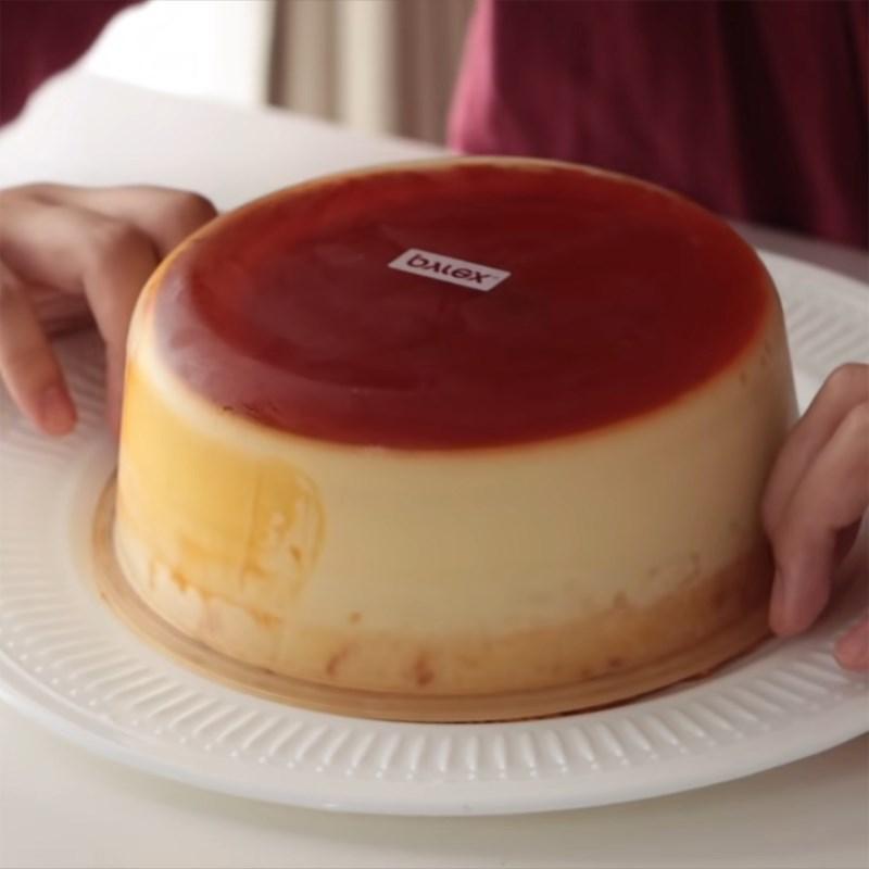 Bước 5 Nướng bánh Bánh Pudding Custard