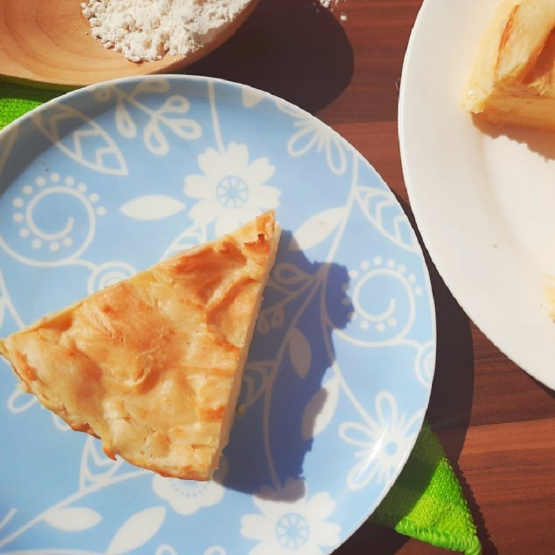 Bước 5 Thành phẩm Bánh Carpathian (Karpatka)