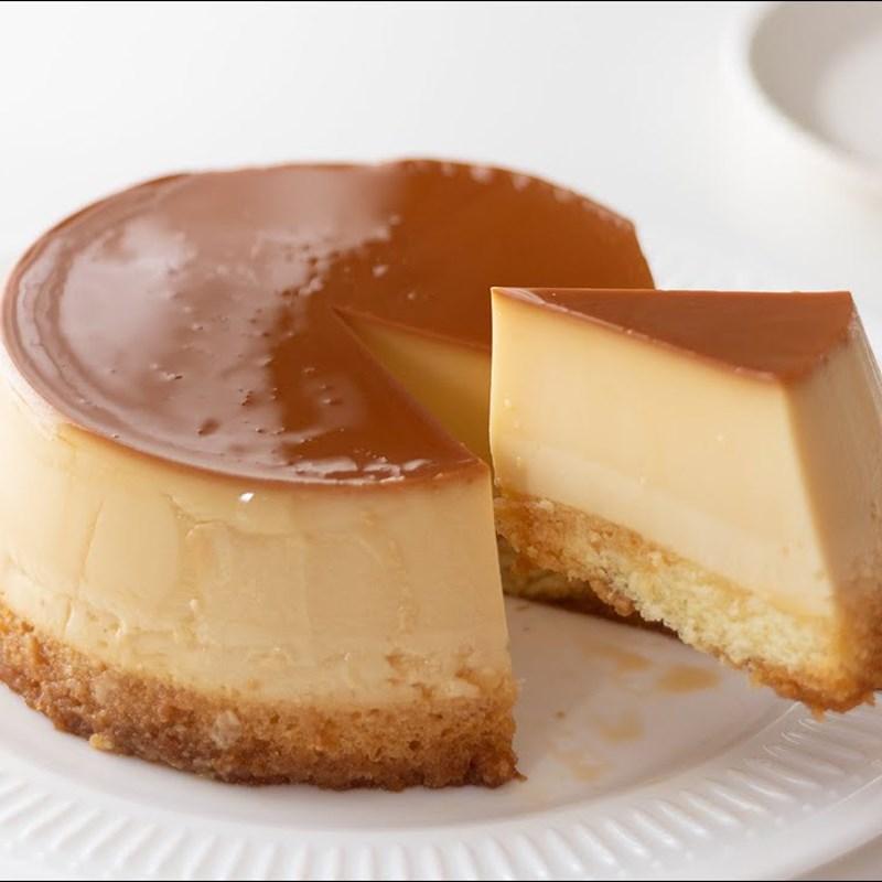 Bước 6 Thành phẩm Bánh Pudding Custard