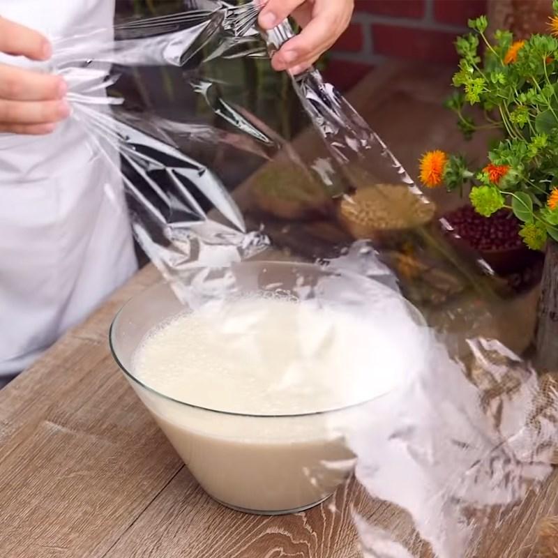 Bước 5 Ủ đậu nành Đậu hũ non