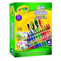 Crayola Art Studio 3.0.2   Phần mềm vẽ tranh, tô màu cho bé