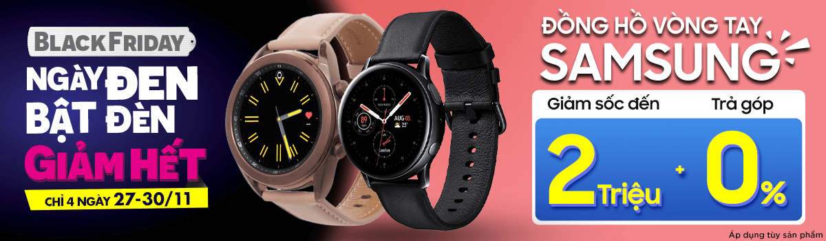 Galaxy Watch[break]Giảm Đến 35%