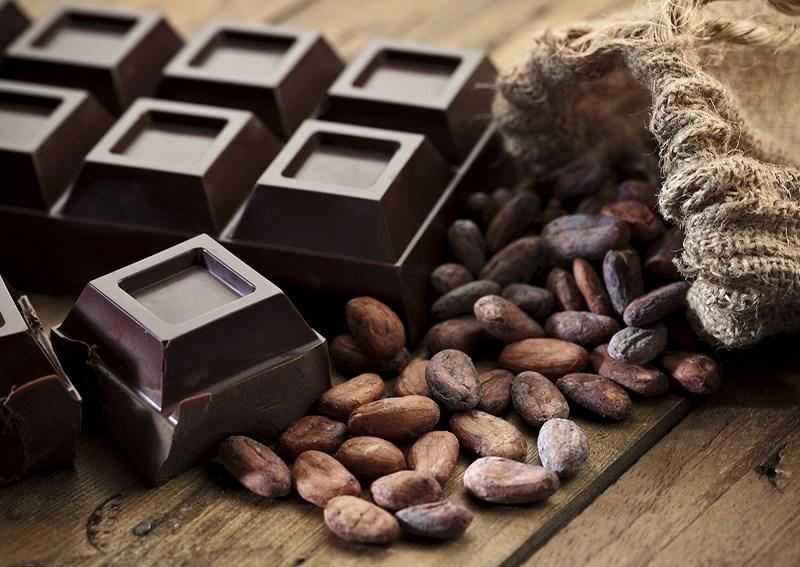Giá trị dinh dưỡng của socola