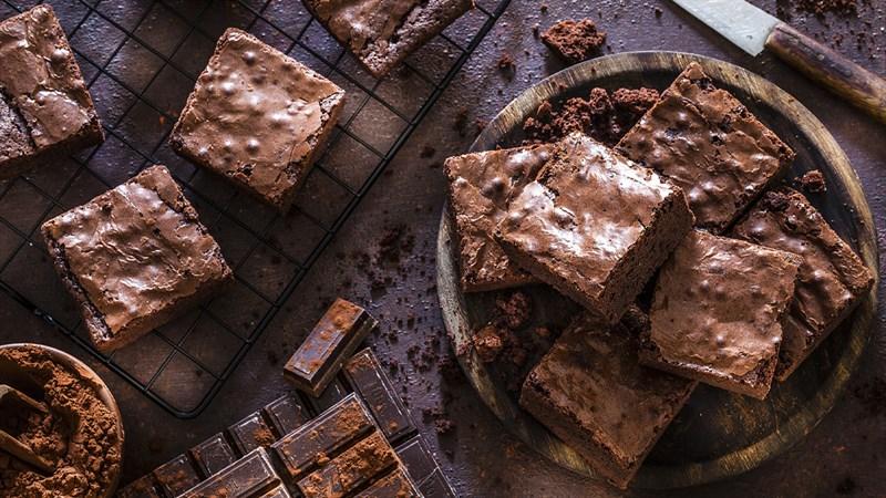 bánh brownie