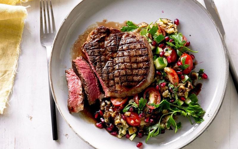 Rib eye steak (scotch filet)