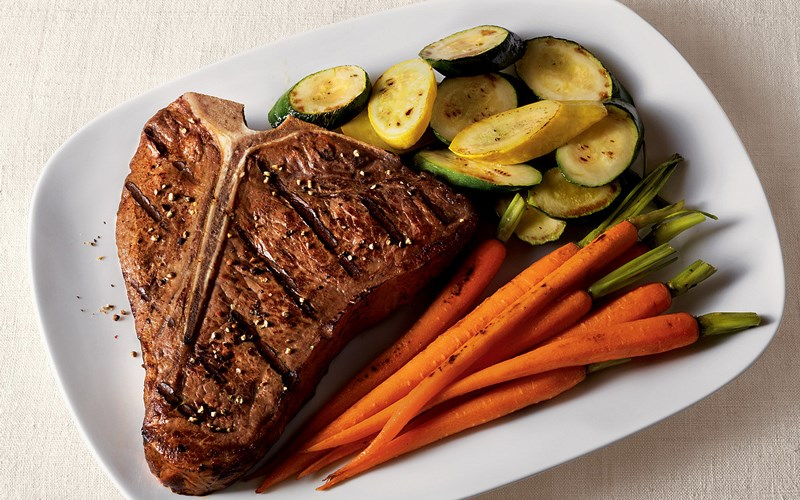 Sườn chữ T (T - bone steak)