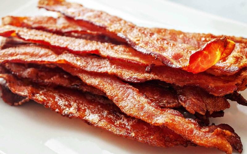 bảo quản thịt xông khói đã qua chế biến