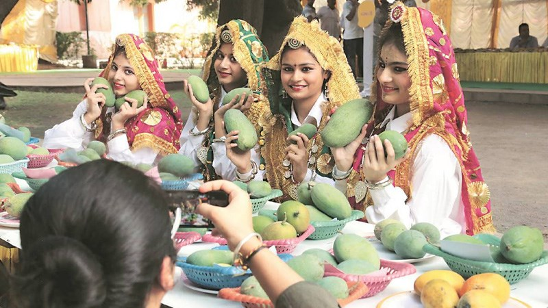 Xoài có ảnh hưởng lớn trong văn hóa Ấn Độ