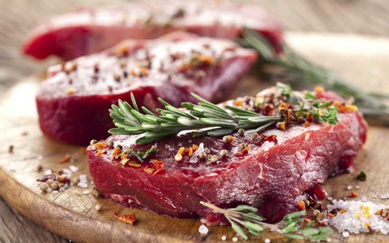 Thịt sống (Raw) steak