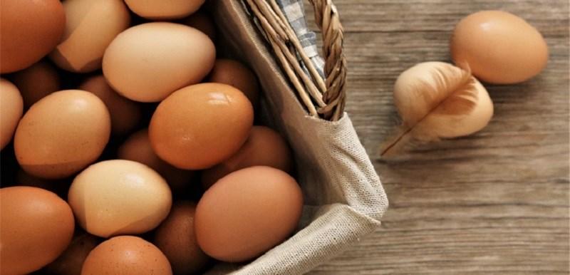 Trứng là thực phẩm giàu vitamin A