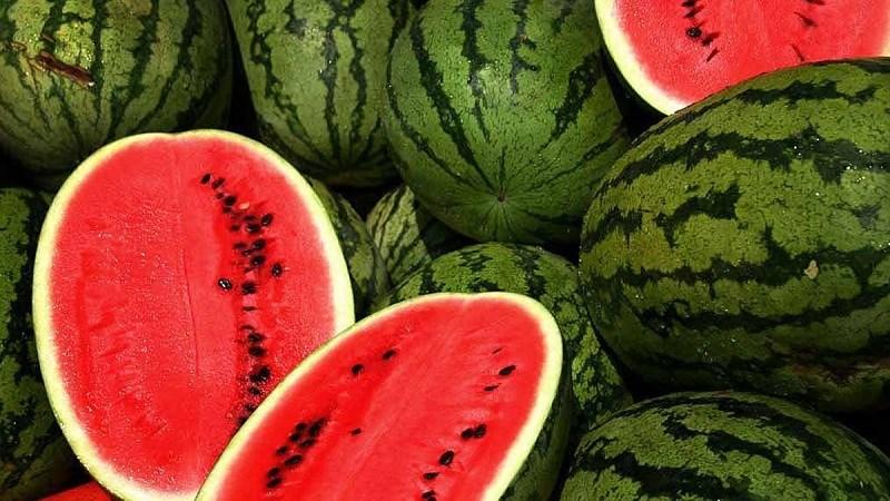 Dưa hấu là thực phẩm giàu vitamin A