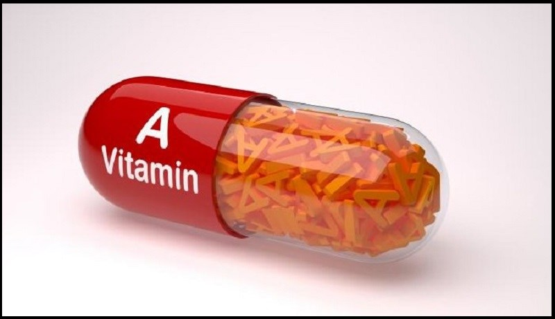 Sử dụng vitamin A dạng bào chế