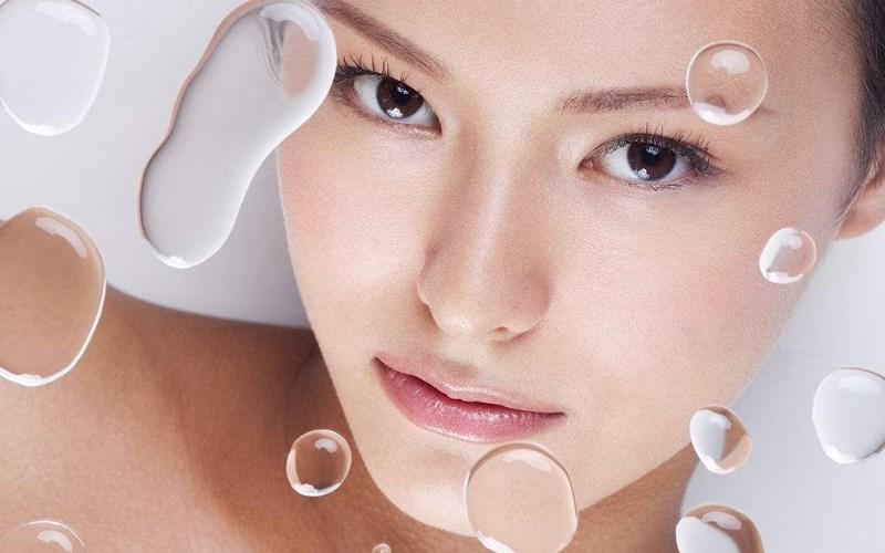 nước vo gạo có thể dưỡng ẩm cho da