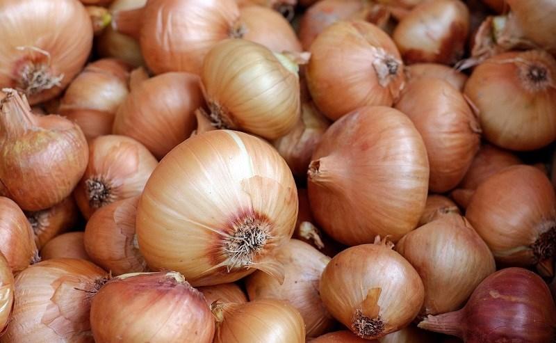 Hành tây vỏ vàng (yellow onion)