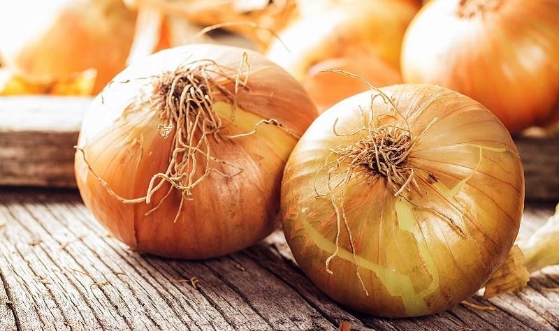 Hành tây ngọt (sweet onion)