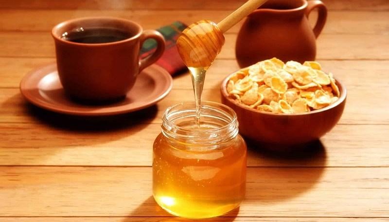 Uống thêm mật ong sau khi tập thể dục
