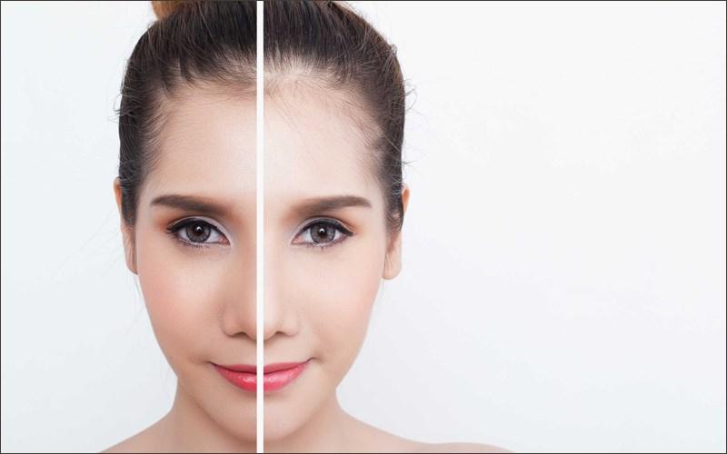 nước vo gạo giúp làm sáng da