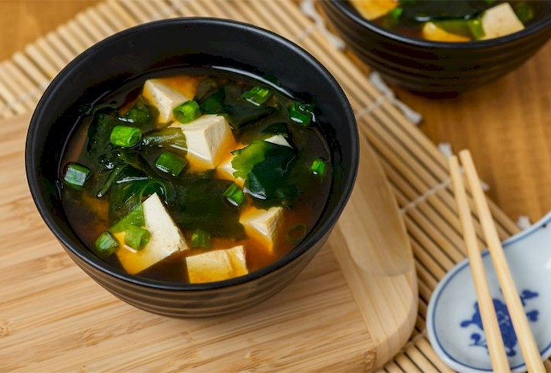 Canh miso