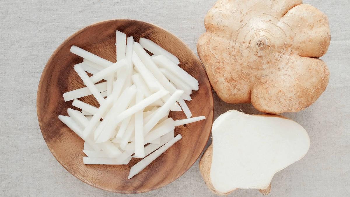 Củ đậu, tác dụng và các món ăn từ củ đậu