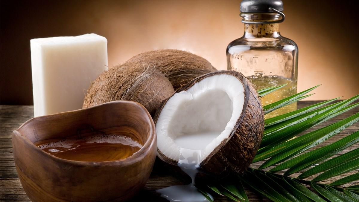 12 tác dụng của dầu dừa