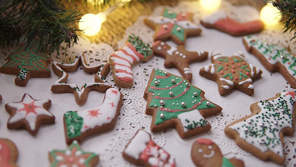 Tổng hợp 10 loại bánh quy đẹp mắt cho ngày lễ Giáng Sinh