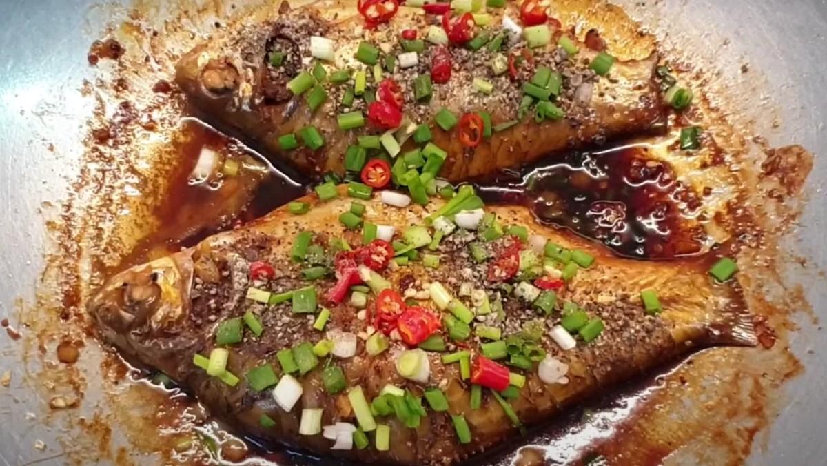 3 cách làm cá mè kho